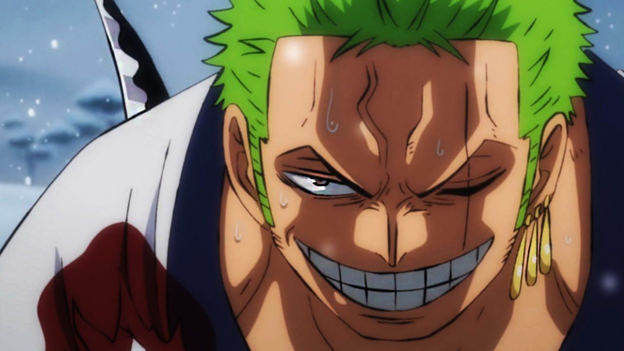 ONE PIECE: The animations of Zoro against Kamazo, how did ...