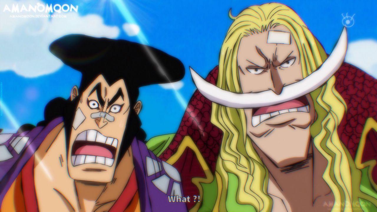 ONE PIECE: l'anime aggiungerà uno scontro inedito nel flashback del leggendario Oden