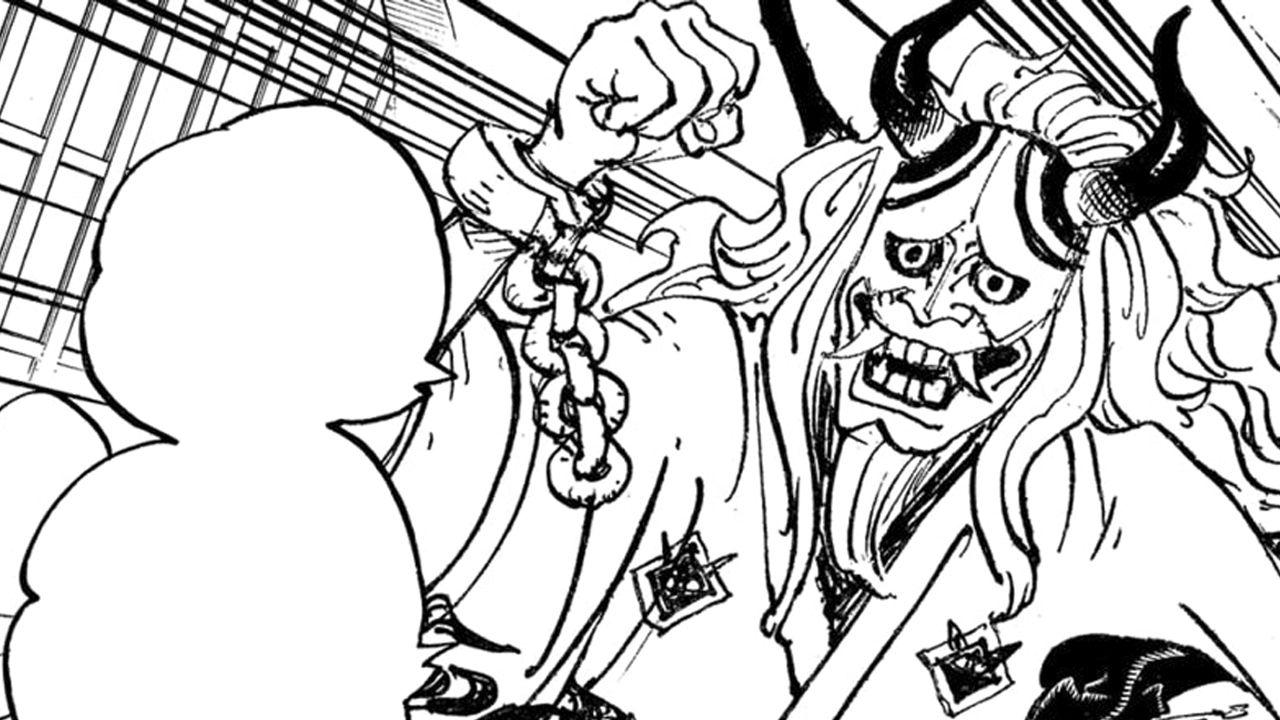 ONE PIECE: arriva Yamato! Eiichiro Oda ci fa conoscere il nuovo personaggio del manga