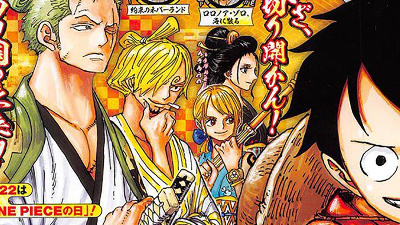 One Piece: Boichi ridisegna un capitolo dell'opera, e non sarà il solo