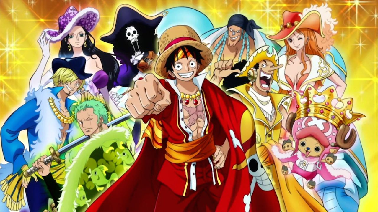 One Piece Burning Blood Annunciato Per Playstation 4 E Vita Sony Ps4