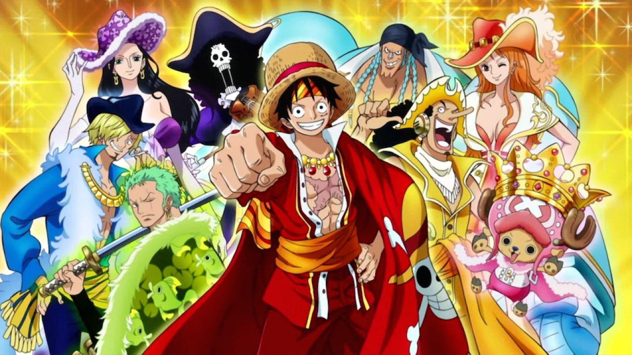 One Piece Burning Blood annunciato per PlayStation 4 e Vita
