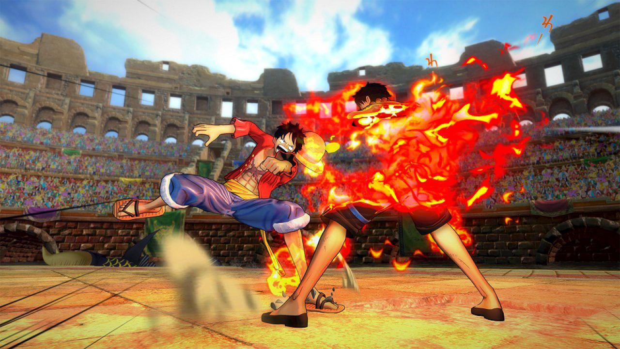One Piece Burning Blood: Bandai Namco presenta i personaggi di supporto