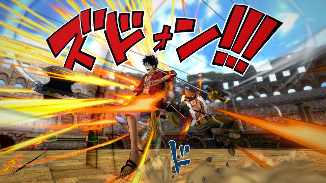 One Piece Burning Blood: Due nuovi video di gameplay