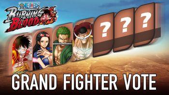 One Piece Burning Blood:  in arrivo nuovi personaggi giocabili scelti dai fan