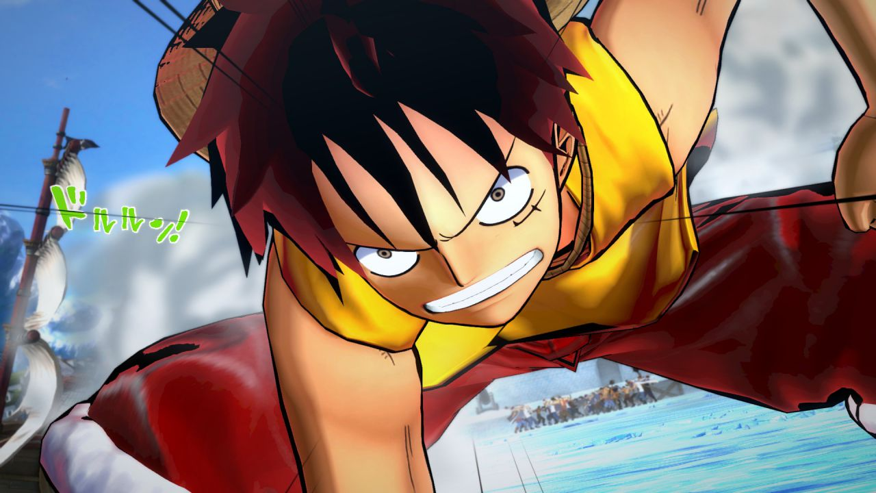 One Piece: Burning Blood si mostra in nuovi scatti