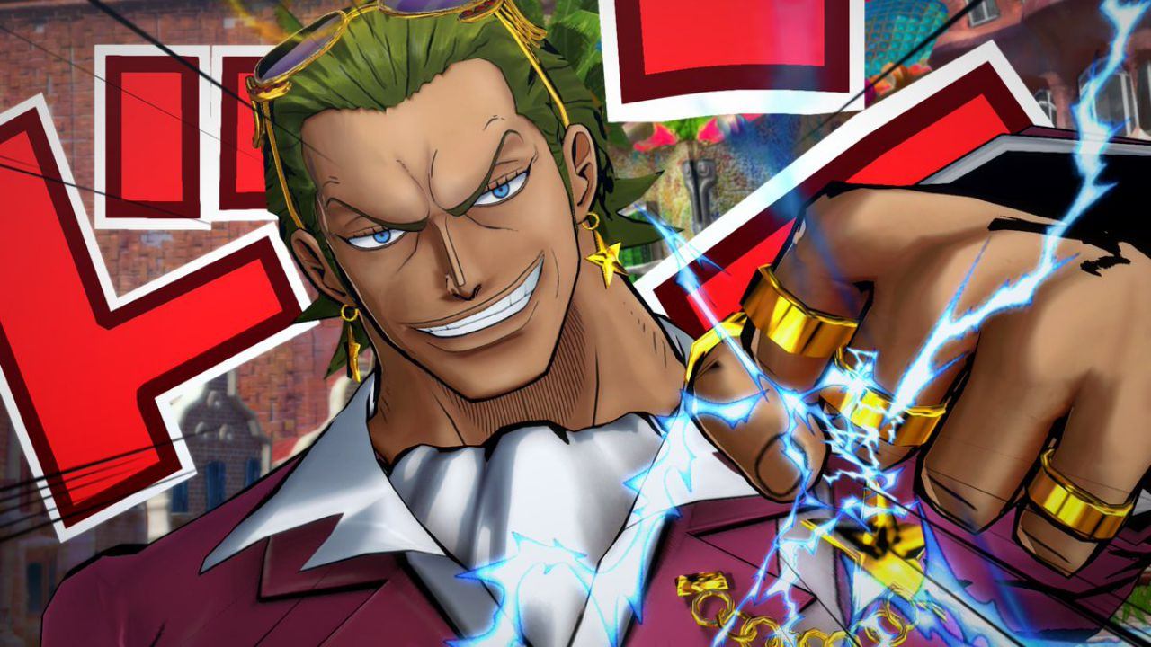 One Piece Burning Blood: Sta per arrivare Gildo Tesoro