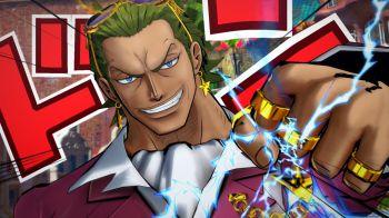 One Piece Burning Blood: Sta per arrivare Gildo Tesoro