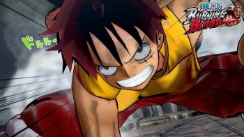 One Piece Burning Blood: trailer di Smoker e Sengoku