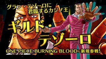 One Piece Burning Blood:  un trailer per il nuovo DLC