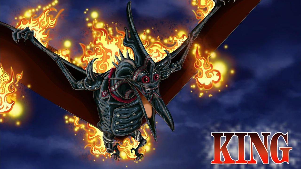 ONE PIECE: chi affronterà King nello scontro di Onigashima?