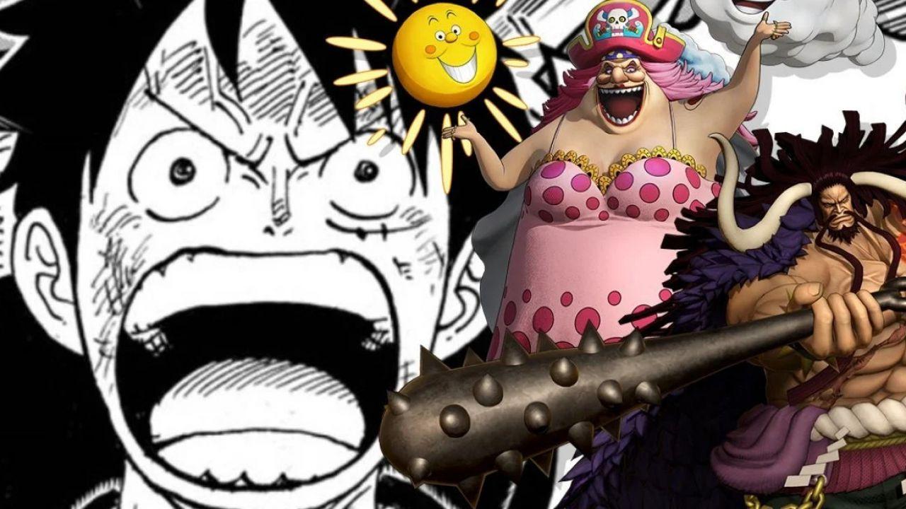 ONE PIECE: un cliffhanger anticipa la prossima mossa di Kaido e Big Mom