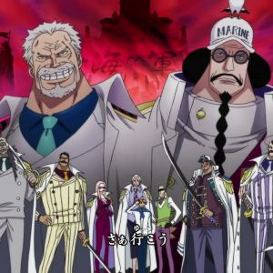 ONE PIECE: This is how the navy is divided, the revelation of Oda in the SBS