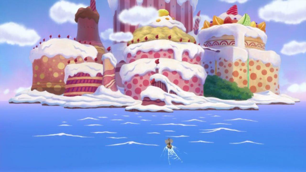 ONE PIECE: come erano Whole Cake Island e Punk Hazard nelle prime bozze?