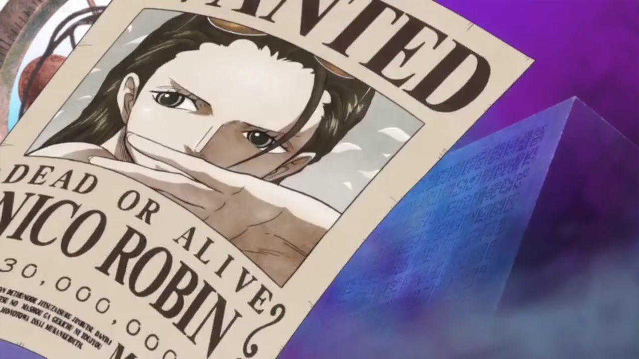 ONE PIECE: ecco la copertina del Magazine 10 insieme al poster di Nico Robin