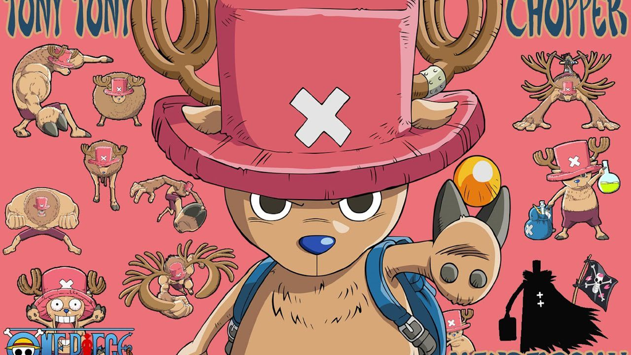 ONE PIECE: il countdown prosegue con un nuovo artwork, il protagonista è Chopper!