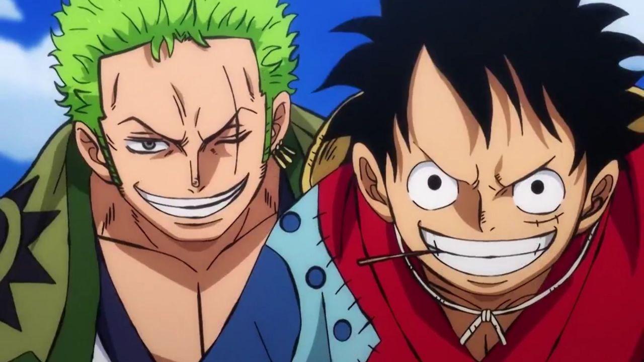 ONE PIECE: i doppiatori di Zoro e Rufy si scambiano i ruoli, ecco il risultato!