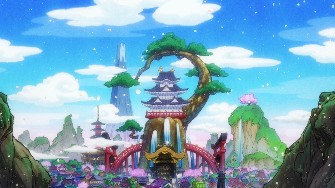 ONE PIECE: Eiichiro Oda si è ispirato a luoghi realmente esistiti, ecco quali