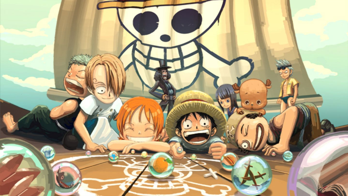 ONE PIECE: Eiichiro Oda ci mostra com'erano alcuni personaggi da bambini!