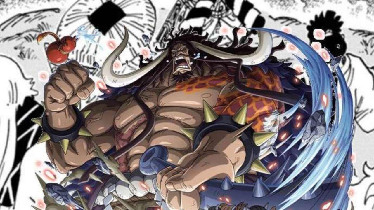 ONE PIECE: fan sconvolti per il personaggio menzionato da Kaido