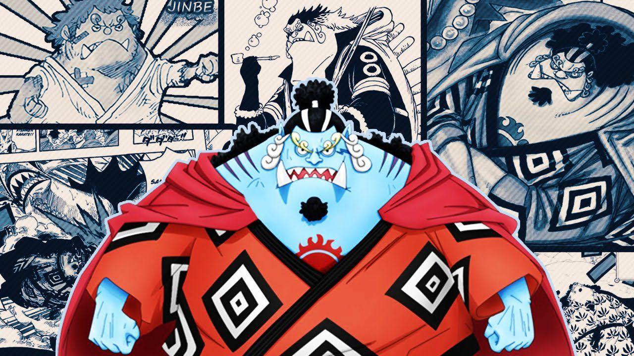 ONE PIECE, la figura misteriosa era Jinbe: Oda rivela come lo immaginava all'inizio