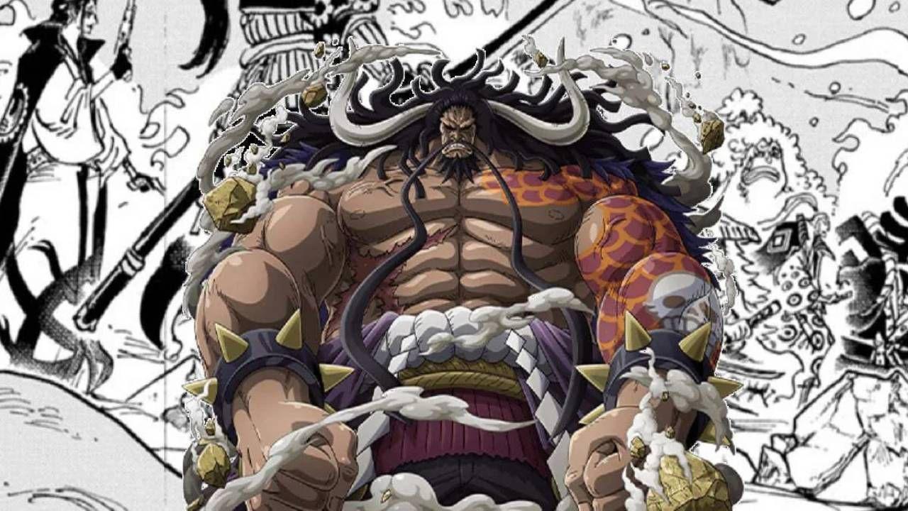 ONE PIECE: la furia di Kaido sta per travolgere gli uomini di Oden?