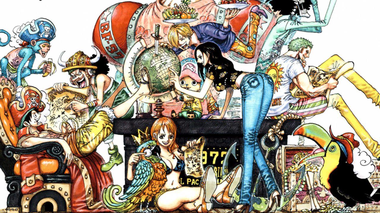 ONE PIECE Gakuen è il nuovo spin-off del mondo piratesco di Eiichiro Oda