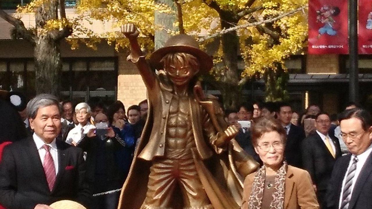 ONE PIECE: in Giappone arrivano nuove statue dedicate alla ciurma di Rufy