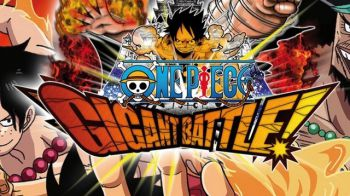 One Piece Gigant Battle: immagini e trailer da Namco Bandai