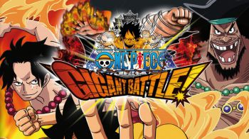 One Piece Gigant Battle: trailer di lancio