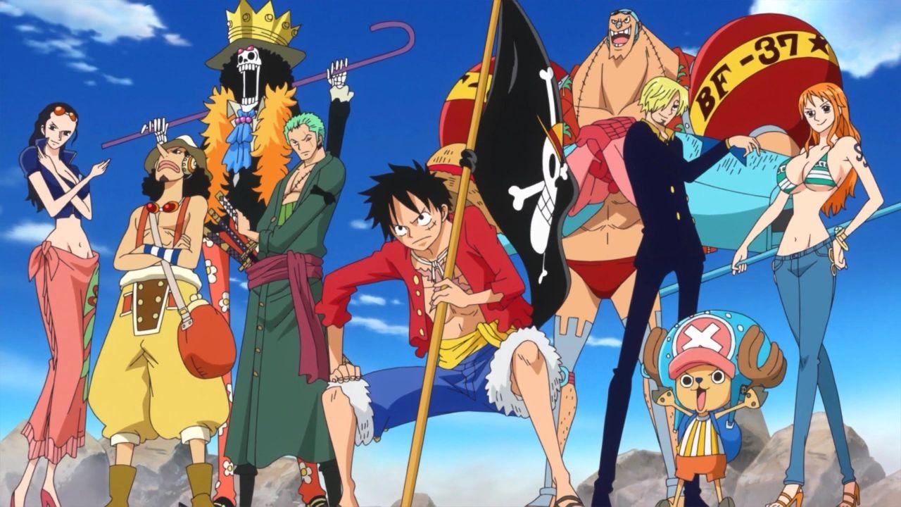 One Piece Great Pirate Colosseum: aperto il sito teaser