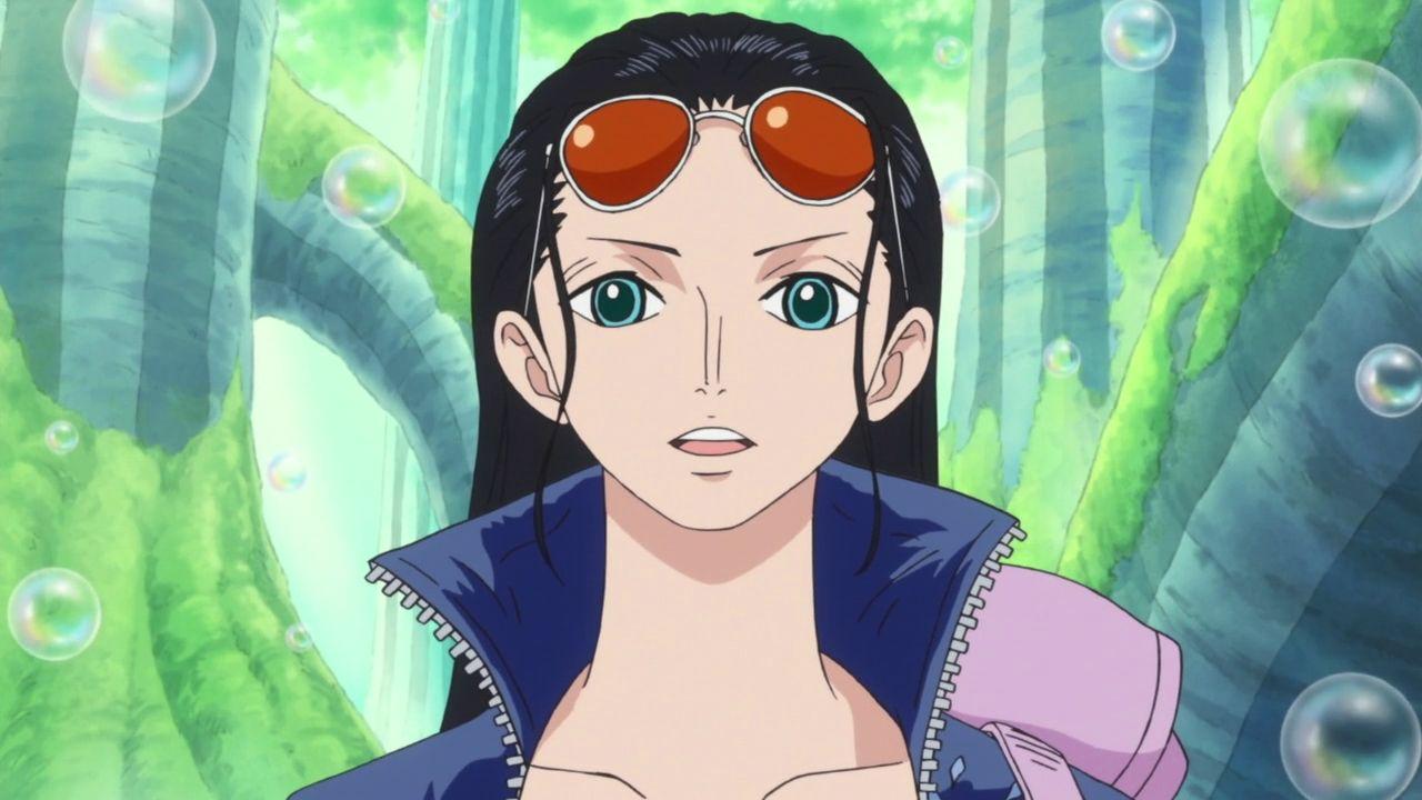 ONE PIECE: guardate questa bellissima Nico Robin nel cosplay di Kallisi Vamp