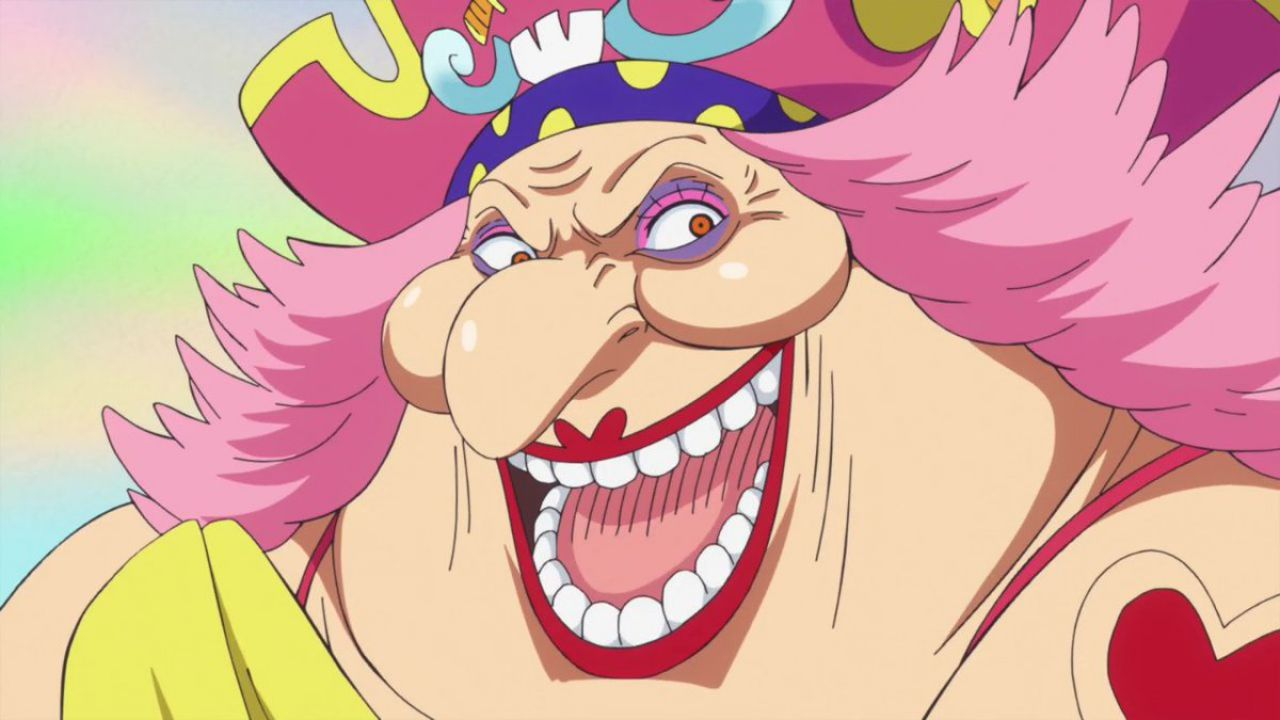 ONE PIECE: hitomi ammalia i fan con un 'particolare' cosplay di Big Mom