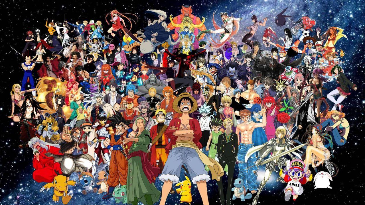 ONE PIECE, Hunter x Hunter, Naruto: qual è il miglior anime di sempre secondo i fan?