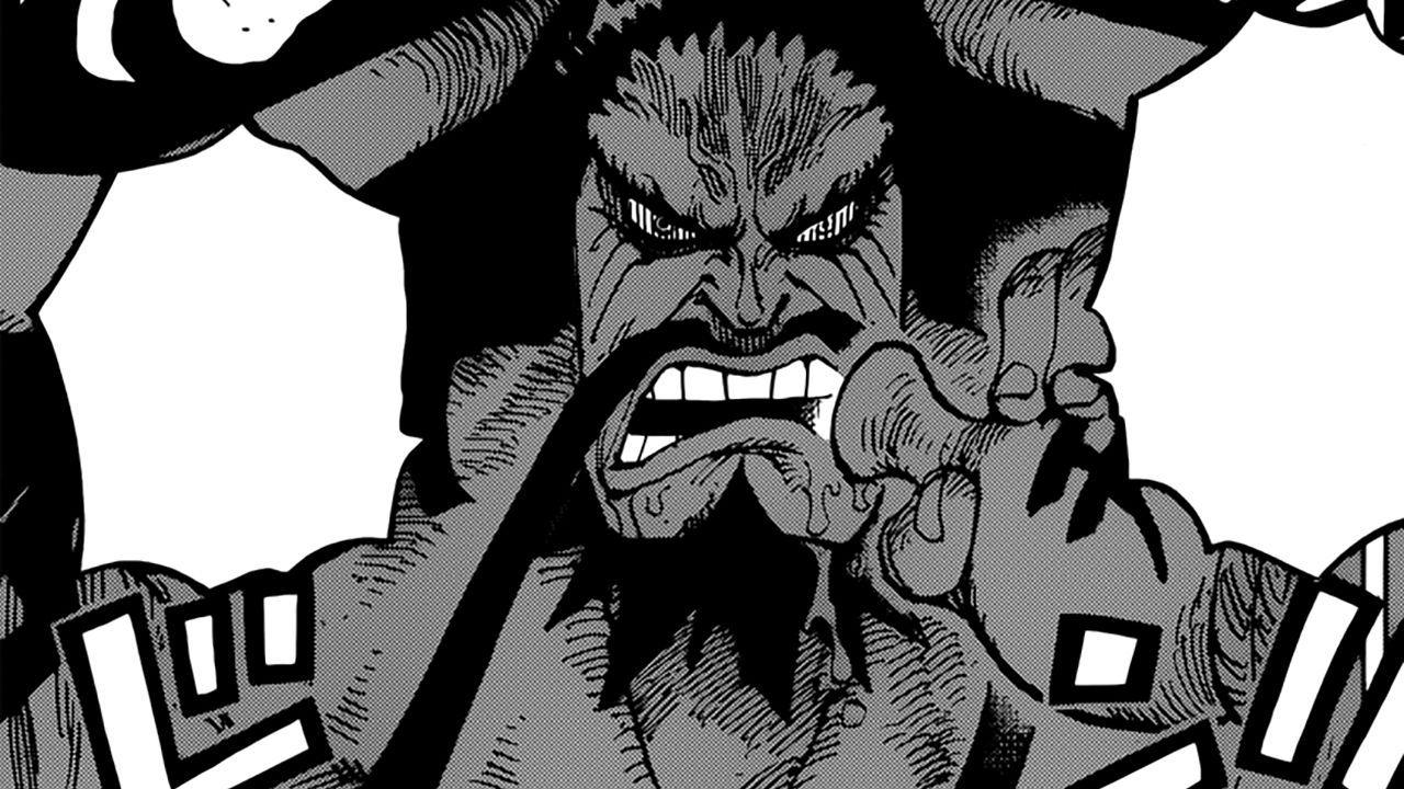 ONE PIECE: Kaido morirà nel capitolo 1000 del manga?