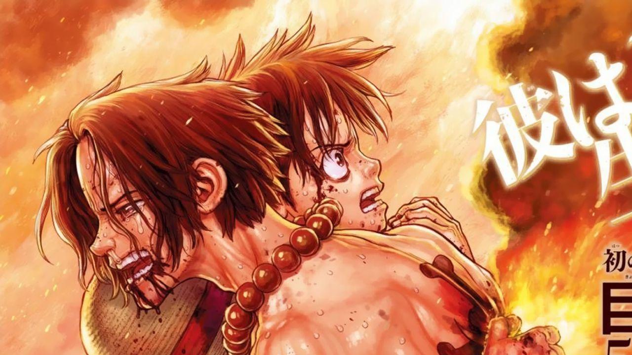 ONE PIECE: parte il manga su Ace, rivelate la splendida color e le prime tavole
