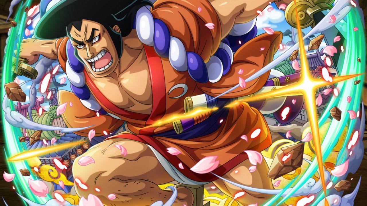 ONE PIECE: mostrata la potenza di Oden Kozuki con uno straordinario attacco