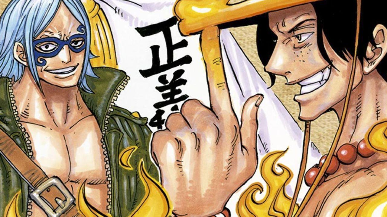 ONE PIECE Novel 'A': il romanzo su Ace riceverà un adattamento manga, Boichi ai disegni