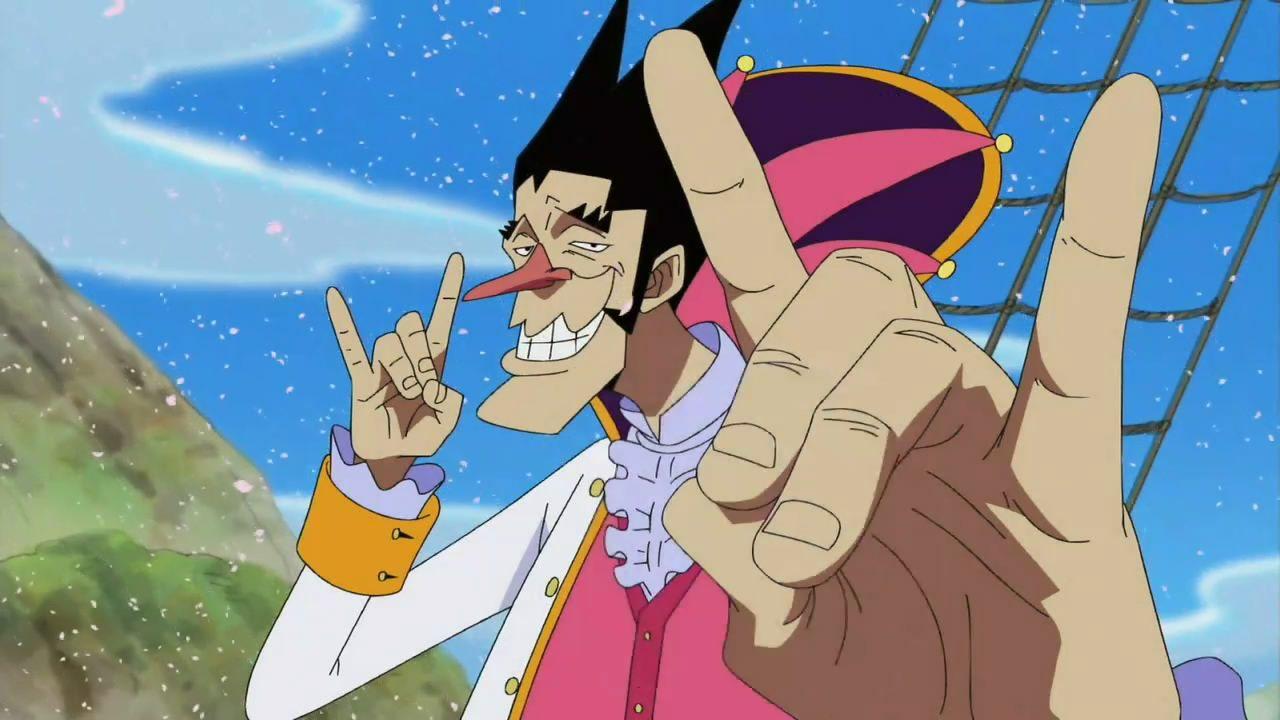 One Piece: Il nuovo pack delle Vivre Card svela dettagli su Foxy e molti altri personaggi