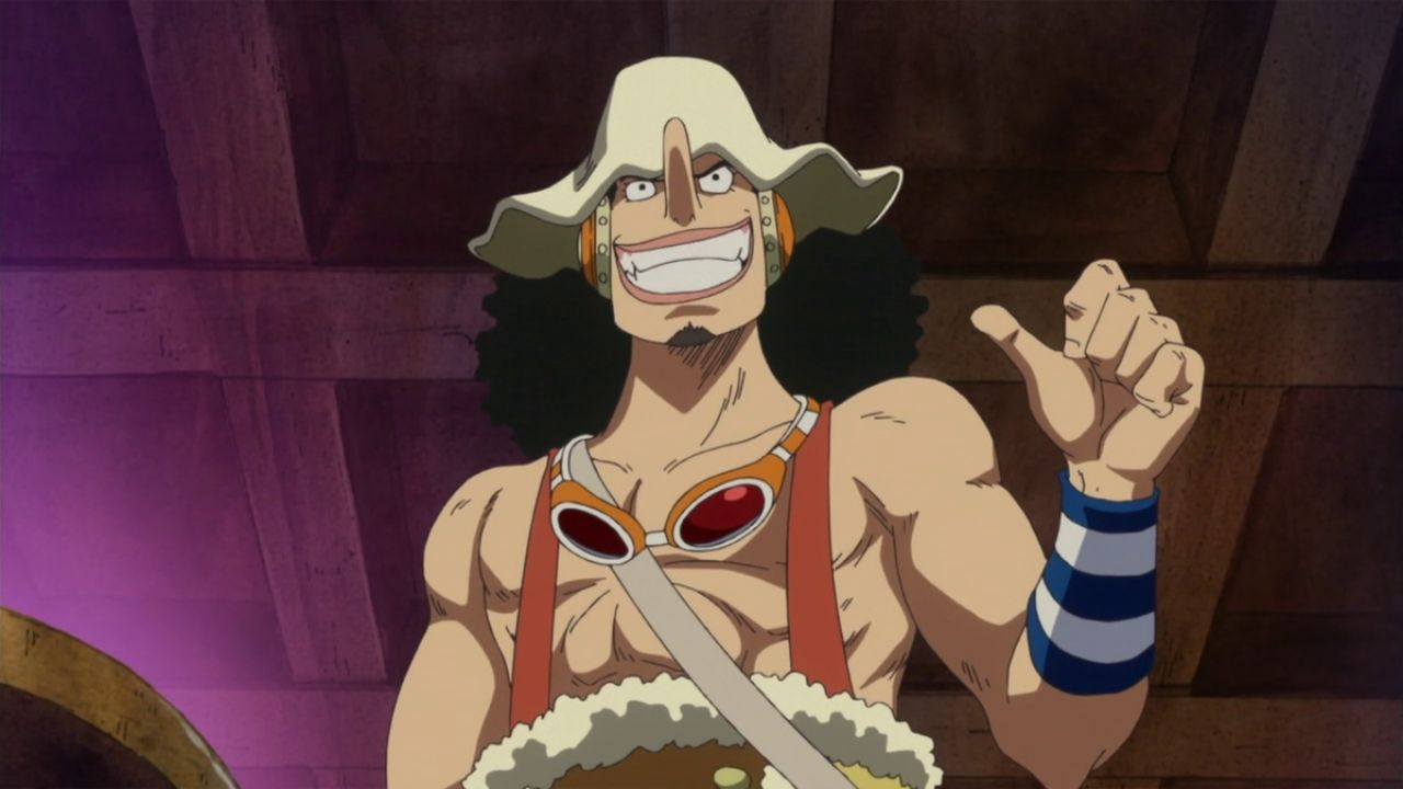 One Piece: Oda modifica Usopp per renderlo beato tra le donne