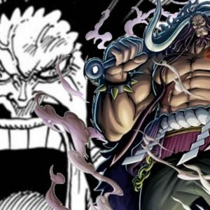 ONE PIECE: Oda reveals the name of Emperor Kaido's Devil Fruit