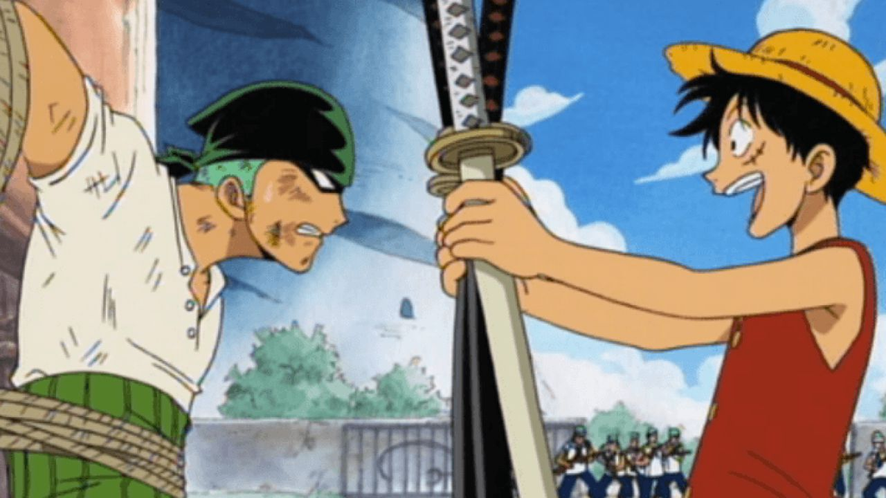 ONE PIECE, sono già passati 21 anni da quando Zoro si è unito alla ciurma di Luffy