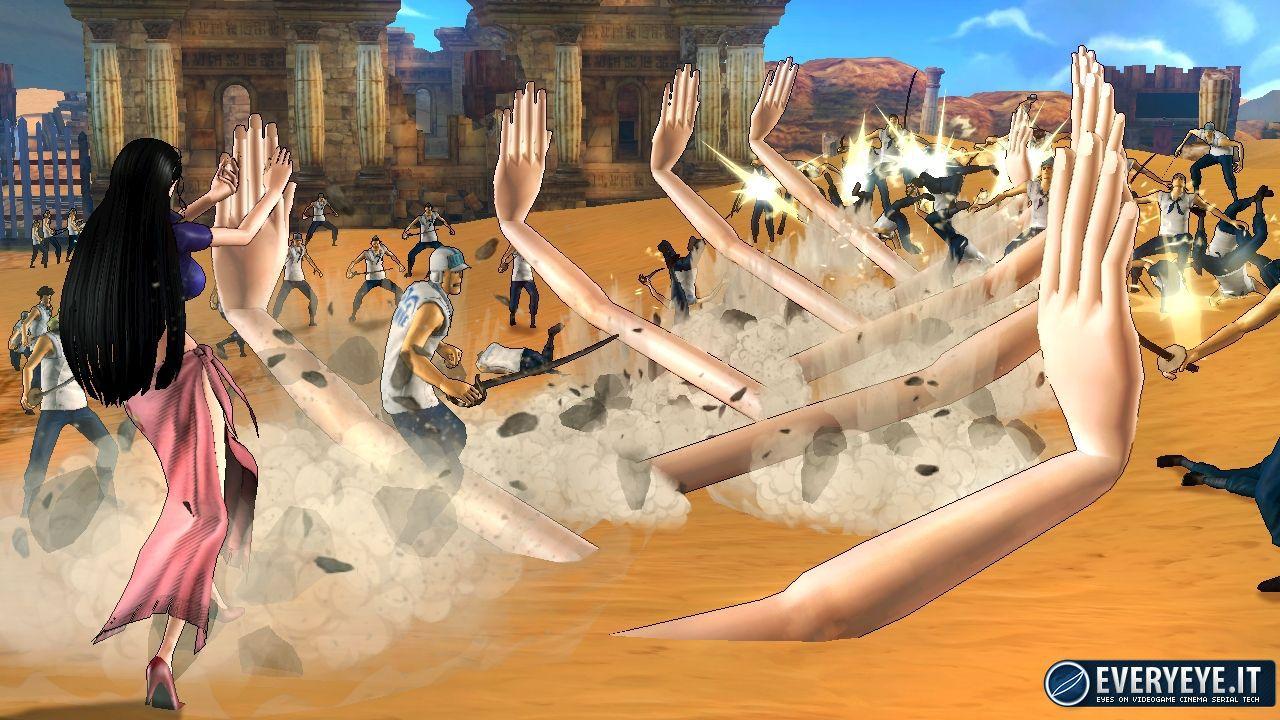 One Piece Pirate Warriors 2: il filmato d'apertura