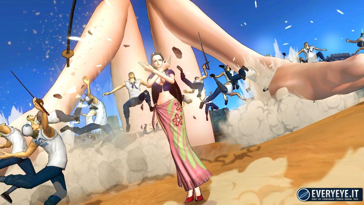 One Piece: Pirate Warriors 2, in arrivo un DLC di Dynasty Warriors