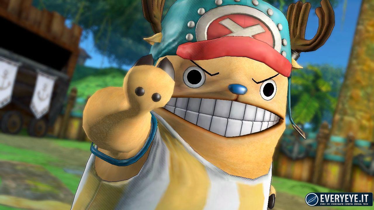 One Piece Pirate Warriors 2: nuovi dettagli da Famitsu