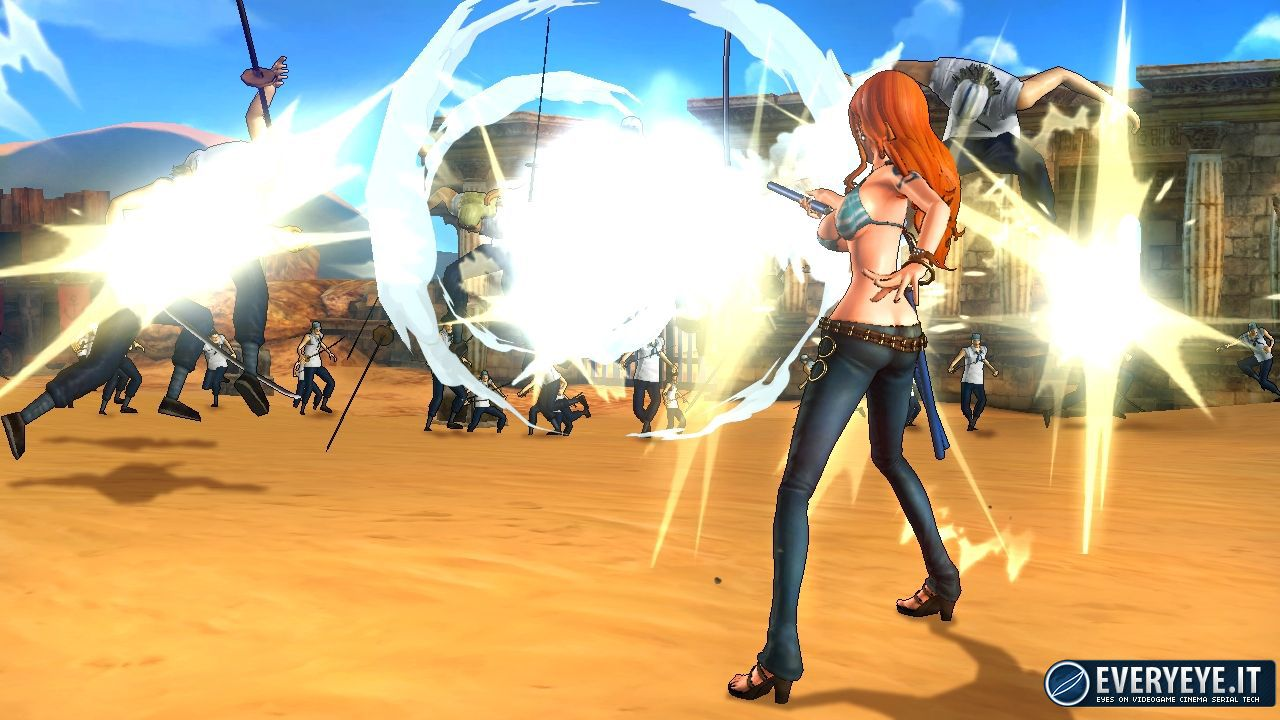 One Piece Pirate Warriors 2: nuovi video gameplay