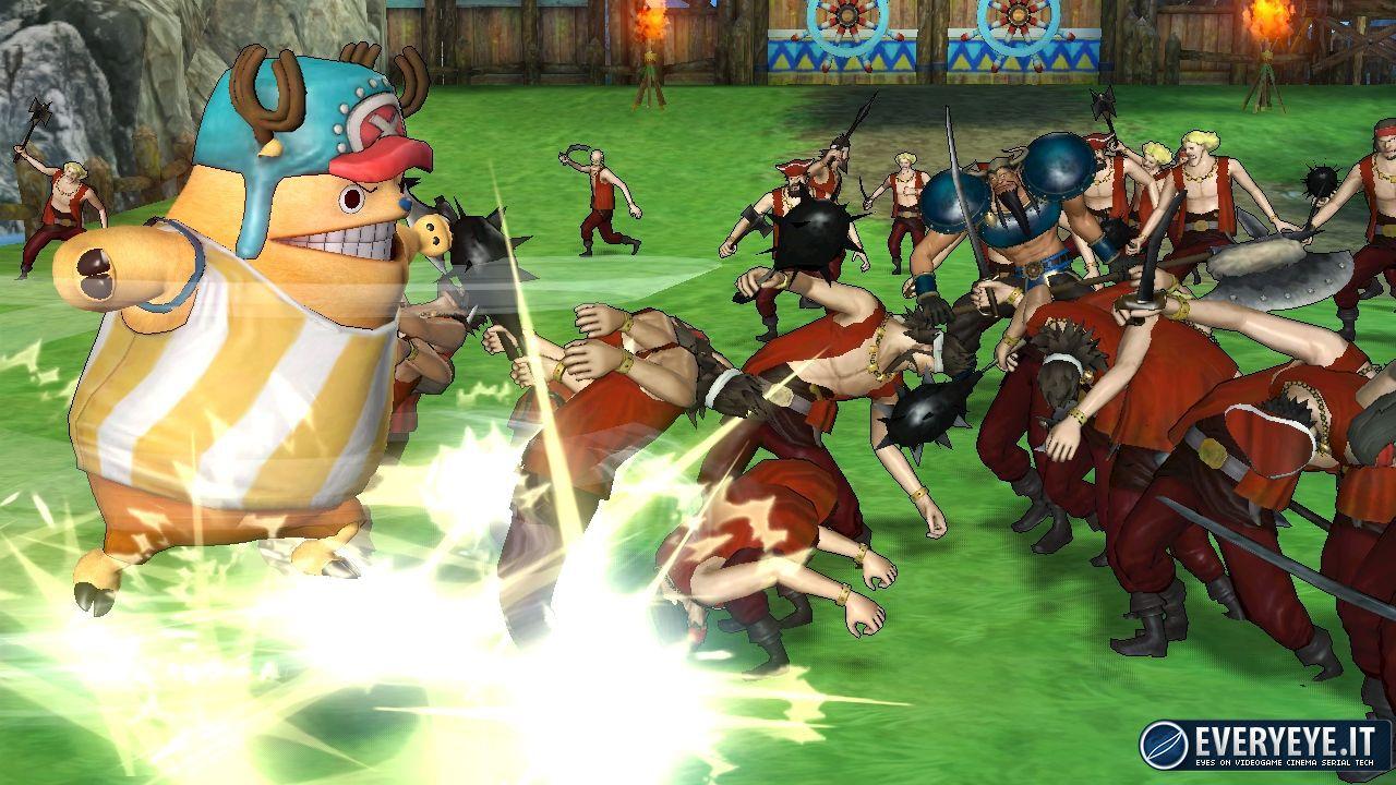 One Piece: Pirate Warriors 2 - rilasciati nuovi DLC