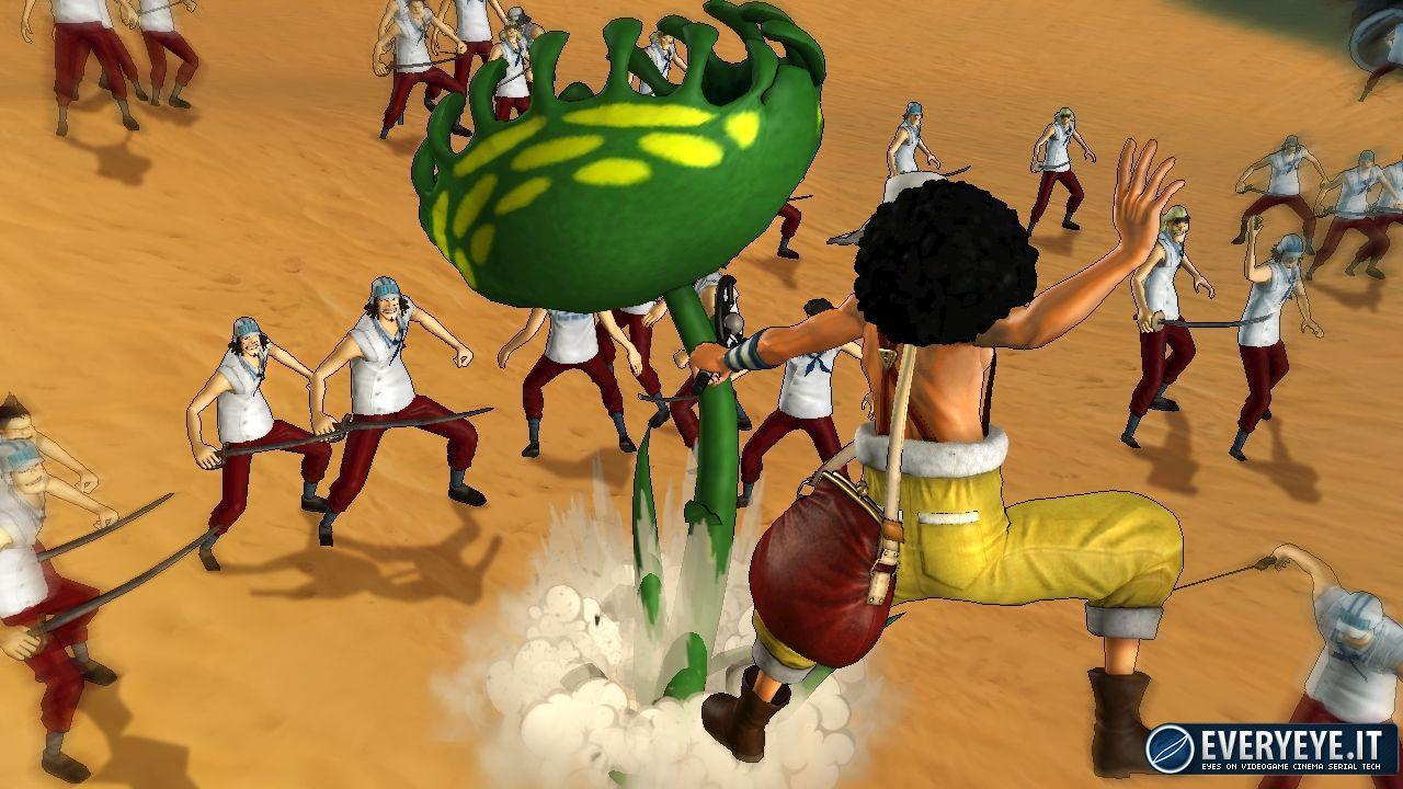 One Piece: Pirate Warriors 2: una demo giapponese il prossimo 7 Marzo