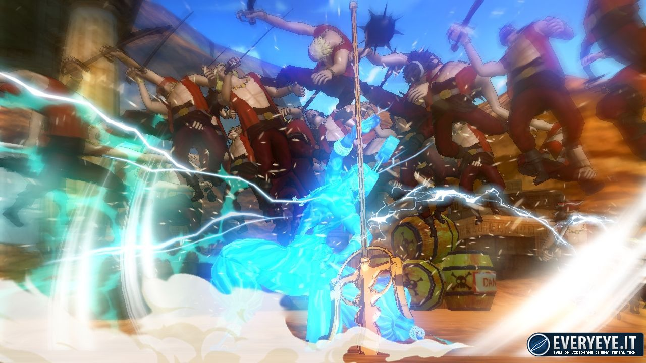 One Piece: Pirate Warriors 2, video dal Nangang Exhibition Hall