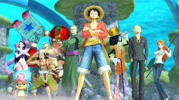 One Piece: Pirate Warriors 3: annunciati i piani per Season Pass e DLC
